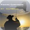 NY Saltwater Fishing Companion